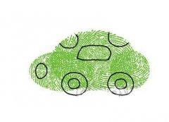 小汽车手指画怎么画 卡通小汽车的画法