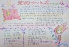 六年级关于红领巾向党手抄报怎么画简单好看一等奖