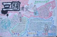关于三国演义人物手抄报怎么画简单又好看五年级