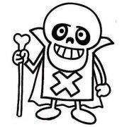 万圣节小幽灵魔鬼简笔画怎么画带步骤图教程