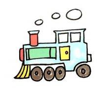 环卫工人的扫地车简笔画怎么画步骤教程涂颜色