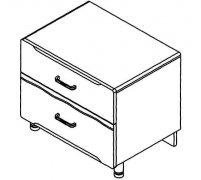 床头柜怎么画简单好看 床头柜简笔画图片